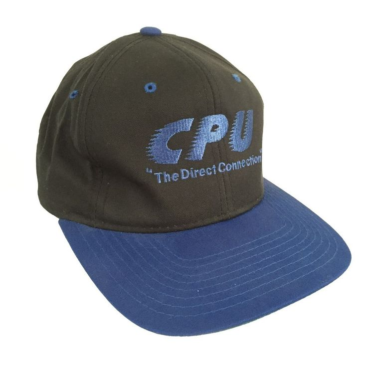 ... australia national baseball team cap source cpu the direct connection  snapback hat vintage cap blue black ... 4a4ebd0fe0f