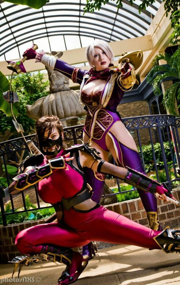 Soul Calibur Halloween Costumes