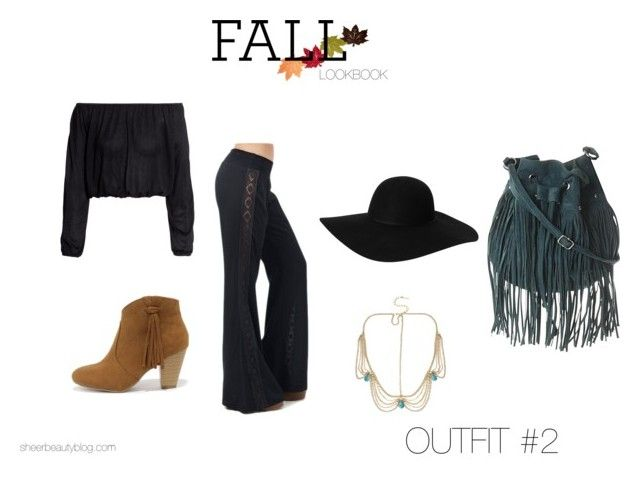 """FALL LOOKBOOK OUTFIT #2"" by sheerbeauty on Polyvore featuring H&M, Tobi, Report, Monki, Steve Madden and Glamorous"