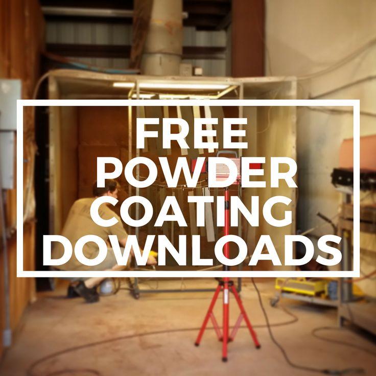 Free Powder Coating Downloads