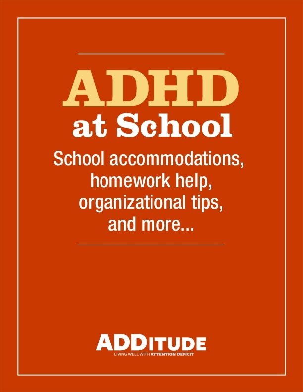 Going to Middle.. Should we keep 504 plan?: ADHD at School ADHD Support Group Discussion Topic - ADDitude