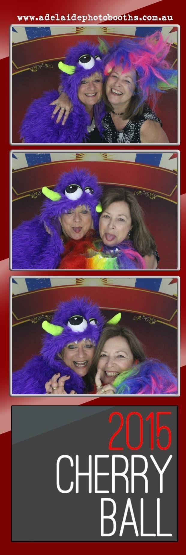 #cherryball2015 #adelaidephotobooths #photoboothsadelaide #ohsnap #monsterlove