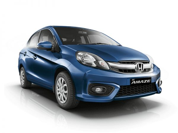 Honda City And Amaze Sales Drop Year On Year