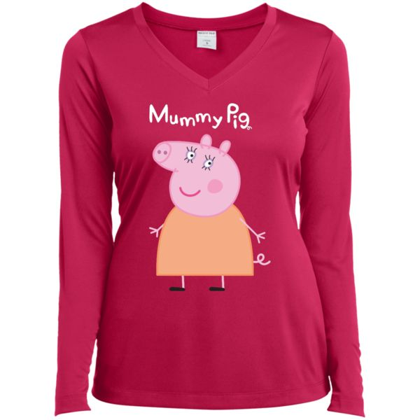 Mummy Pig Long Sleeve V-neck T-Shirt - customshirts.xyz peppa pig birthday party peppa pig party peppa pig cake peppa pig peppa pig birthday peppa pig peppa pig games peppa pig toys peppa pig characters peppa pig costume peppa pig house peppa pig george peppa pig birthday peppa pig party supplies peppa pig clothes peppa pig party peppa pig party ideas peppa pig shoes peppa pig birthday party peppa pig family peppa pig pictures peppa pig dress peppa pig bag peppa pig shirt