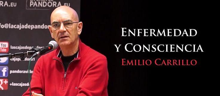 Emilio Carrillo: Enfermedad y Consciencia http://reikinuevo.com/emilio-carrillo-enfermedad-consciencia/