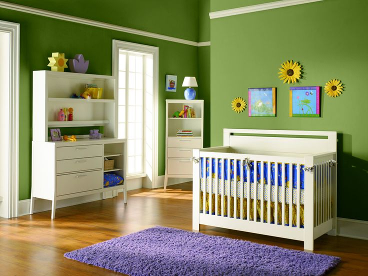 How to Design Bedroom for Baby? - http://www.abpho.com/how-to-design-bedroom-for-baby/