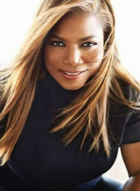 I've always been a big girl and I've always had a big heart. Queen Latifah is like the epitome of what I'd like to be when I grow up. <3