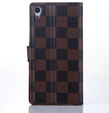 Θήκη Πορτοφόλι Square Case Καφέ OEM (Xperia Z2) - myThiki.gr - Θήκες Κινητών-Αξεσουάρ για Smartphones και Tablets - Χρώμα καφέ