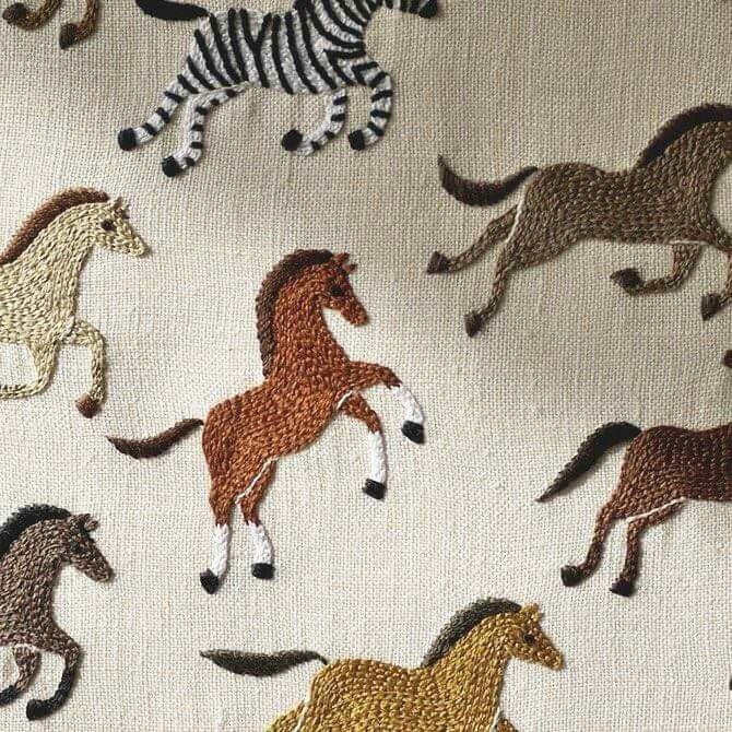 """Yumiko Higuchi """"little horses"""""""