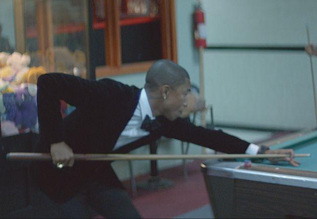LANVIN BLACK BLAZER #PharrellWilliams #Happy