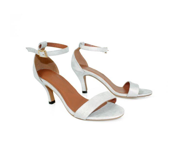 Sandále na podpätku | modino.sk #ModinoSK #modino_sk #modino_style #style #fashion #spring #summer #shoes #sandals