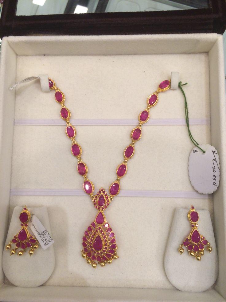 Necklace 45 Gms set