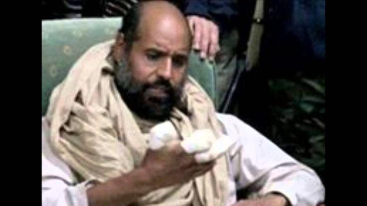 """Hey, Zintan! Where is my """"Big Bad Handsome Man""""? - Saif al Islam Gaddafi"""