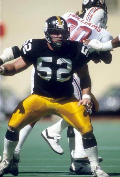 Mike Webster, Pittsburgh Steelers