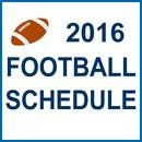 Download 2016 Football Schedule (NFL):  I just love this app! Every thing all in one place. It's great. No fancy crap. Just straight up information. 2016 Football Schedule (NFL) V 1.0 for Android 2.2+ Don't miss a game this football season with the 2016 NFL Schedule app. Easily browse through games week-by-week, or pick out...  #Apps #androidgame ##FirstServeMedia, #LLC  ##Sports