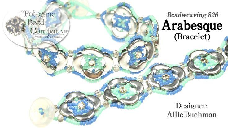 Arabesque Bracelet (Tutorial)