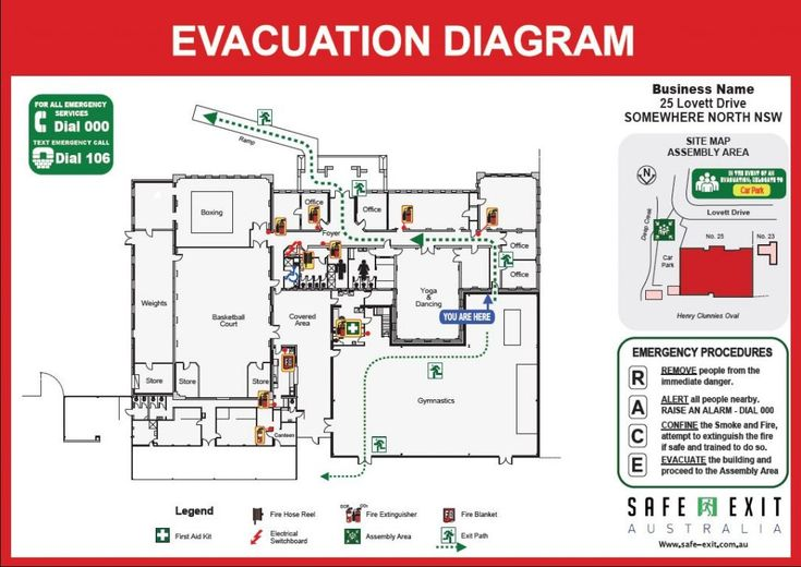 fire evacuation plan template nsw - 24 best evacuation map images on pinterest maps cards
