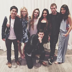Alexa Losey and the Project almanac cast