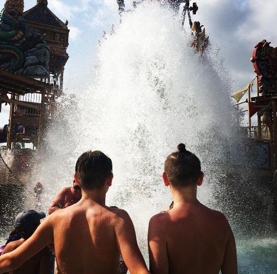 Thailand Water park