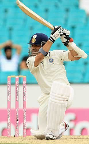 Sachin Tendulkar- one of the most influential persons in my life  Love him, he's my idol