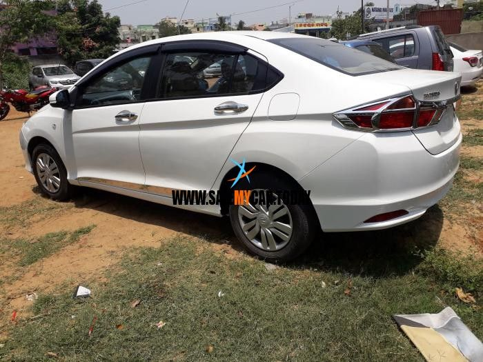 Salemycar Today Second Hand Honda City For Sale In Bhubaneswar