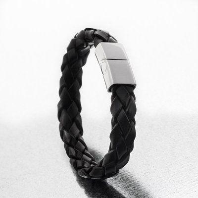 Bracelet homme en cuir