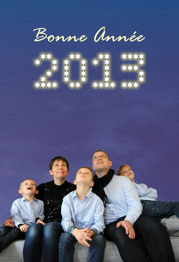 bonne année 2013 - new year card 2013