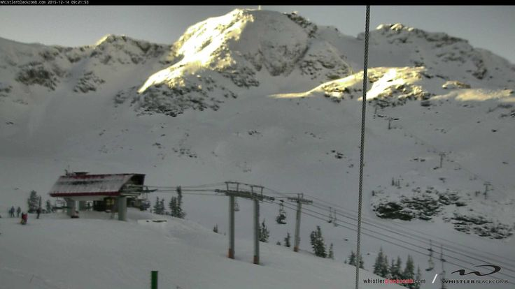 Snow Report, Weather, Hours of Operation, Trails & Cams   Whistler Blackcomb