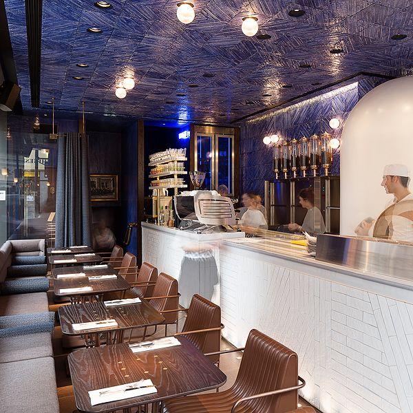 Autoban designs babaji restaurant in london restaurants