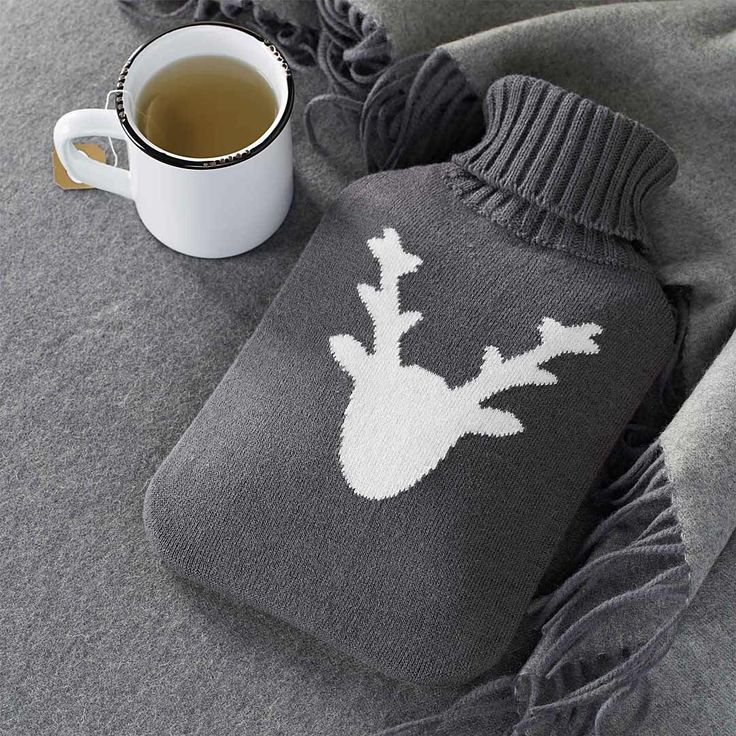 Panache decorative hot-water bottle | Simons #maisonsimons #simonsmaison #home #decor #homegoal #rusticChalet# inspiration #rusticChic #AranIslands #bedding #bathroom