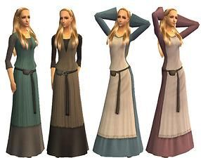 Imagenes de arquitectura prehistorical dresses