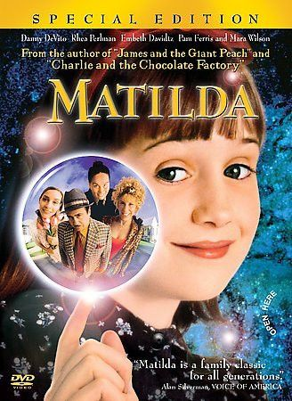Matilda (Dvd/Special Edition/P&S/Dss/Eng-Sp-Dub)
