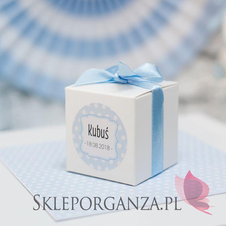 Kolekcja Kropeczki Niebieska – Skleporganza.pl Blog