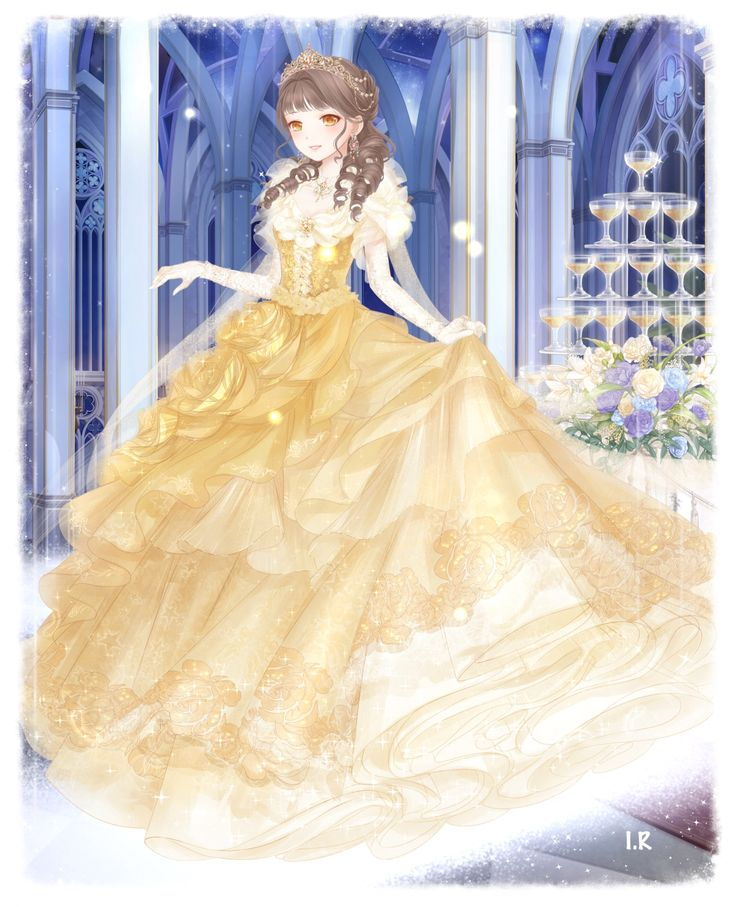 Miracle Nikki: Belle