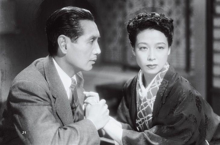 Awashima Chikage (淡島千景) 1924-2012, Japanese Actress