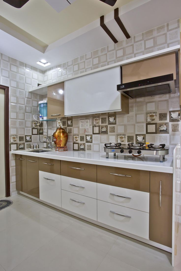 We Pramukh modular kitchen give a proper
