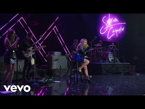 Sabrina Carpenter - Run and Hide (Live on the Honda Stage at the iHeartRadio Theater LA) - YouTube