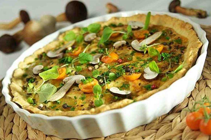 #tarta #delicious #dinner #smacznastrona #mushrooms  #omniam #nomnomnom #yumiy