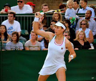 Joe Dorish Sports: Great Photos of Tennis Star Johanna Konta in 2016...