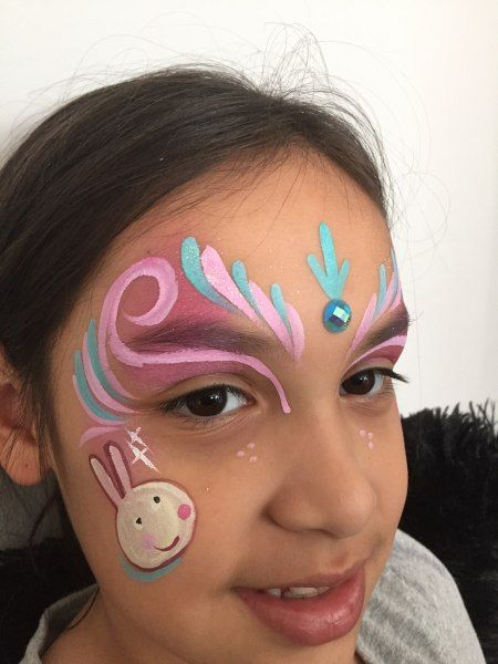 Face Paint | Orlando Face Painters | Colorful Day Events - Peppa Pig Face Paint