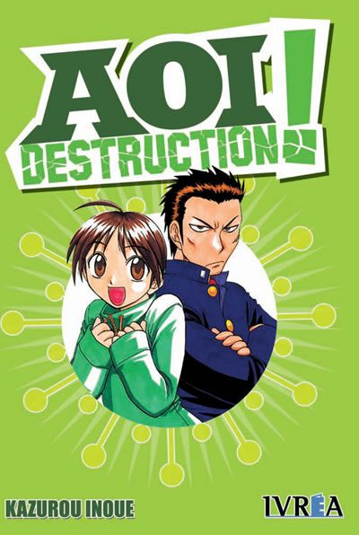 Aoi Destruction! - Empezado el 10/7/2015 - Terminado el 5/9/2015