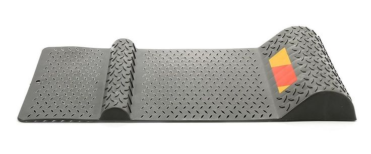 Accurate Parking Car Mat Garage Stopper Exact Curb Safely Bump Non-Slip Protect #Camco