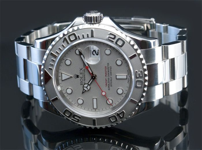 My favorite Rolex is in the mail.