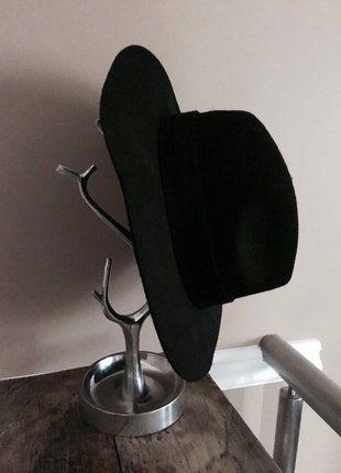 Kup mój przedmiot na #vintedpl http://www.vinted.pl/akcesoria/inne-akcesoria/15491103-czarny-cieply-kapelusz-asos-one-size-modny-na-jesien