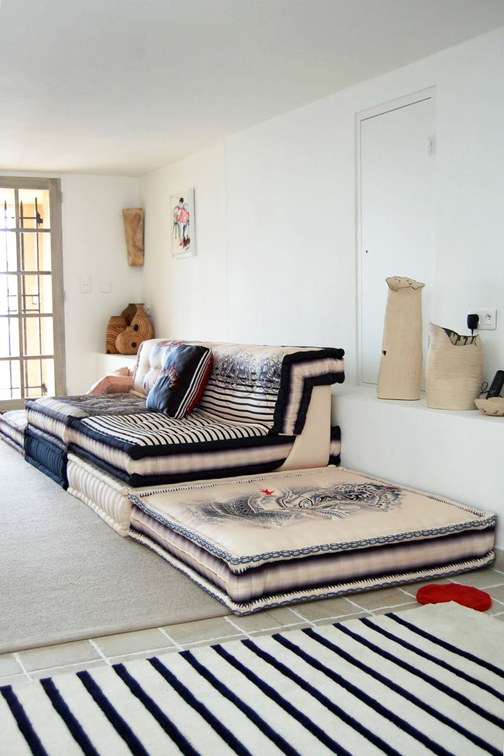 pleasant hangout room for teenage with big sofa bed with smooth material and square smooth bed and stripes black white flooring carpet more bedroomengaging modular sofa system live