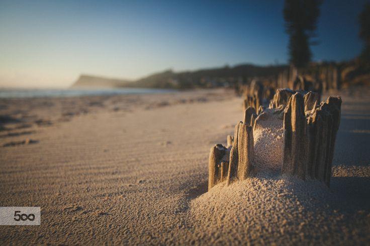 Lennox Head - Historic Fence by Tony Partridge on 500px #photography #seascape #landscape #travel