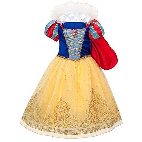 Disney Costumes | Vestido Fantasia Branca De Neve Princesa Disney Original (Disney) a ...                                                                                                                                                                                 Mais