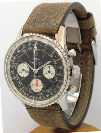 1966 — BREITLING Navitimer Chronograph — Round