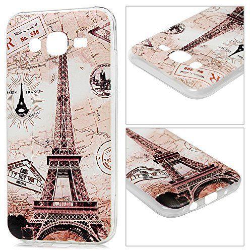 Samsung Galaxy J5 Coque Transparente de Illustration Originale en TPU Souple Case Cover Samsung J5-ZSTVIVA Tour Eiffel et Carte, http://www.amazon.fr/dp/B01AU7IV0S/ref=cm_sw_r_pi_awdl_rf0cxbSD9TE4V