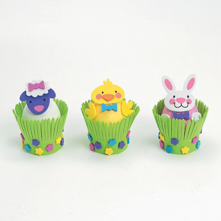 Easter Egg Decorations Craft Kit - OrientalTrading.com